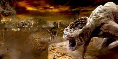 Leviatán era la Envidia. Foto:Warner