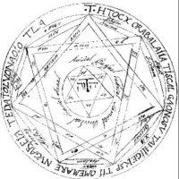 """En 1969, Anton LaVey publicó su """"Biblia Satánica"""" y determinó que existían cuatro demonios que dominaban los cuatro elementos. Foto:Tumblr"""