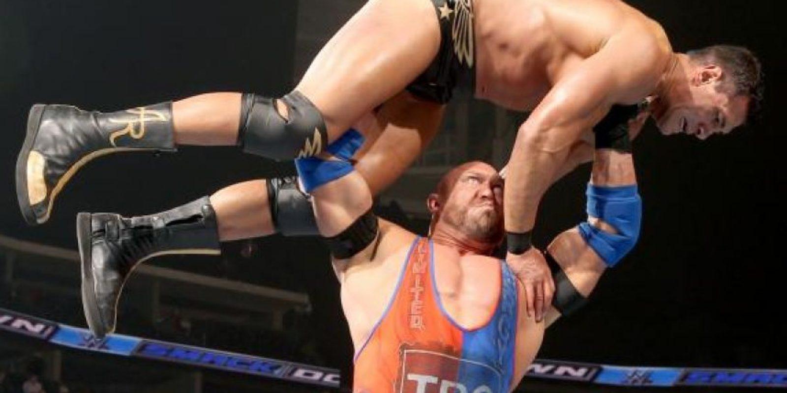 Es el escolta de la lista con 43 victorias y 13 descalabros Foto:WWE