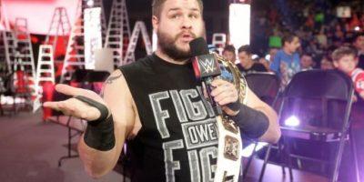 Uno de los nuevos rudos más temidos obtuvo 35 victorias y 13 derrotas Foto:WWE