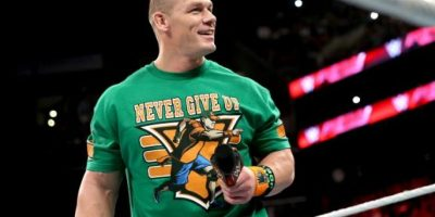 5. John Cena Foto:WWE