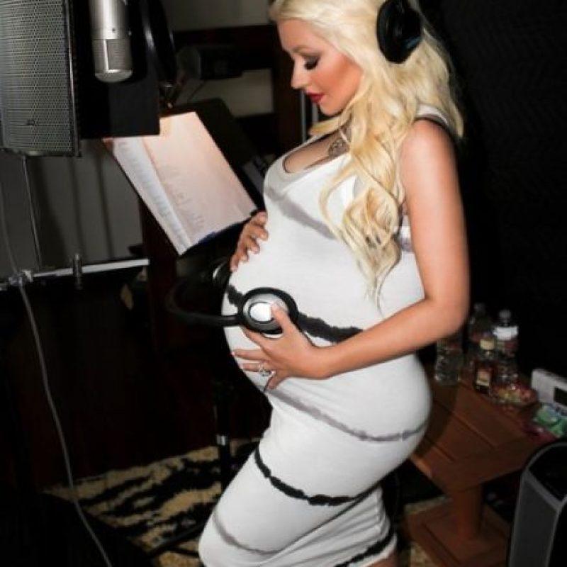 Christina Aguilera Foto:vía instagram.com/xtina