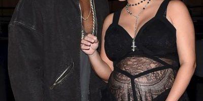 El segundo hijo de Kim Kardashian apareció por primera vez en Instagram