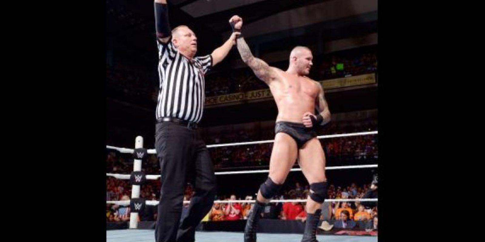 8. Randy Orton Foto:WWE