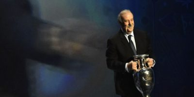 Vicente Del Bosque  Foto: AFP