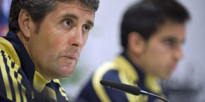 Juan Ramón López Caro Foto:AFP