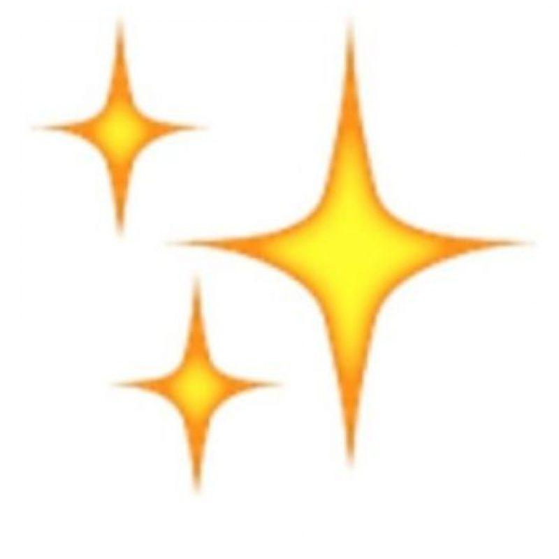 7- Destello. Foto:vía emojipedia.org