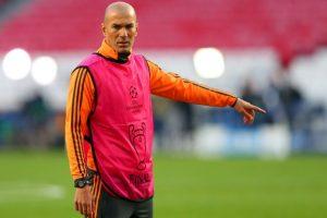 4. Ha mejorado como DT. En su primer año en el Real Madrid Castilla finalizó en la sexta posición y está temporada marcha en segundo lugar Foto:Getty Images