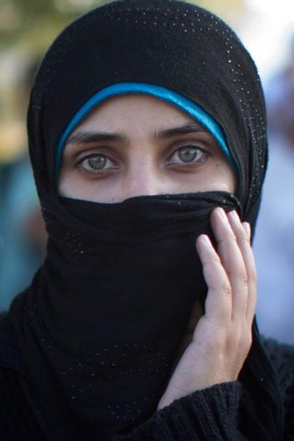 Las esclavas del Estado Islámico. Foto:Getty Images