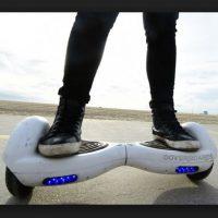 Las nuevas patinetas ahora son eléctricas y con un diseño moderno. Foto:Instagram