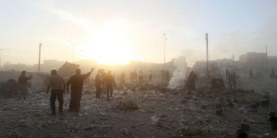 1. Boko Haram. El número de víctimas de este grupo ascendió a seis mil 664 muertes. Foto:AFP