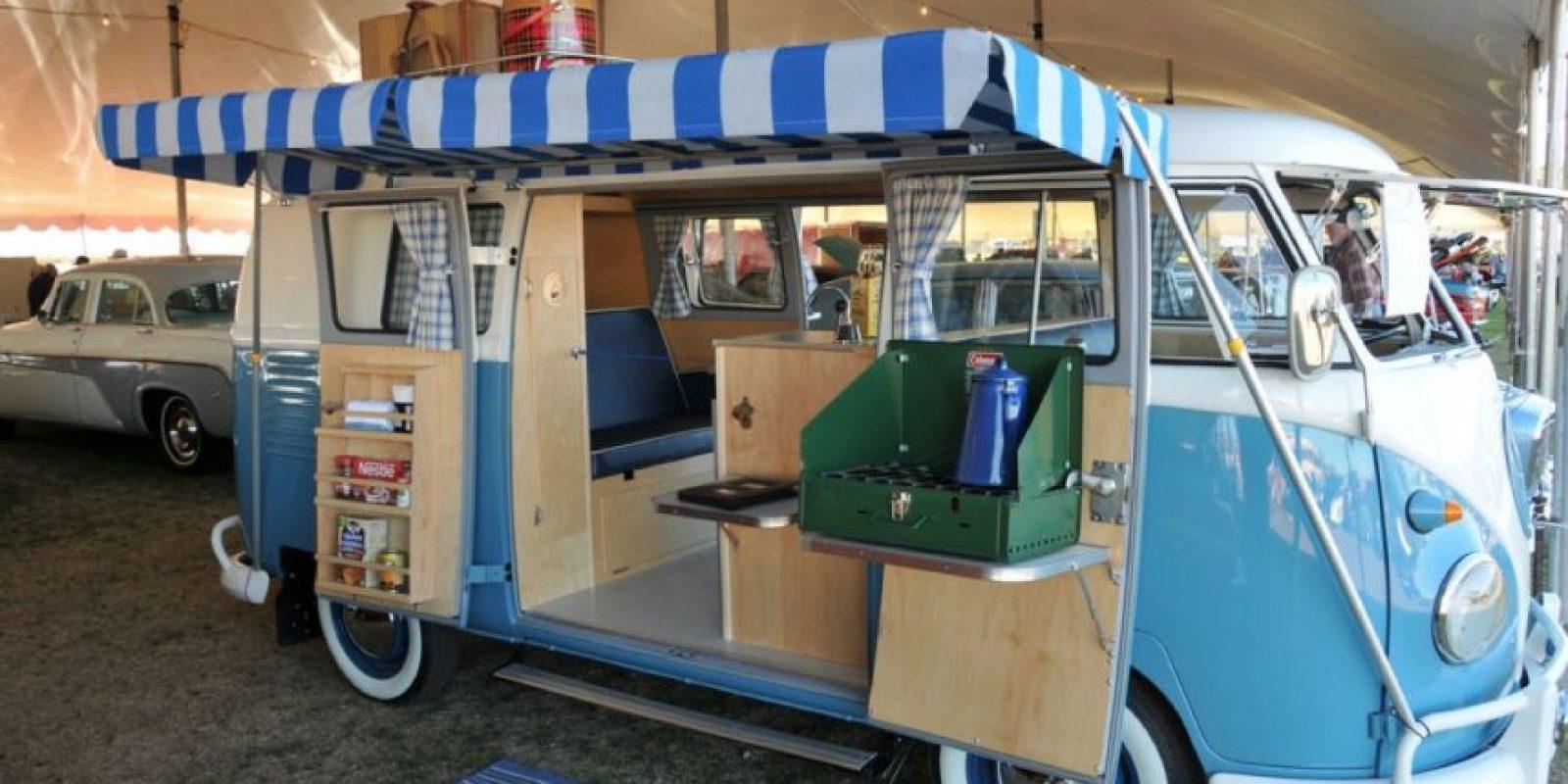 Los ahora famosos Food Trucks Foto:Vía flickr