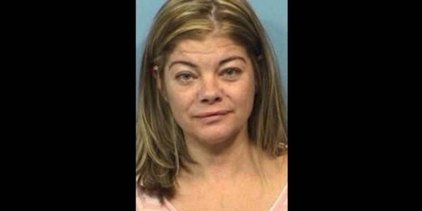 Christine Taylor fue acusada de abusar a un menor de 16 años. Foto:Vía DuPage County Sheriff's Office