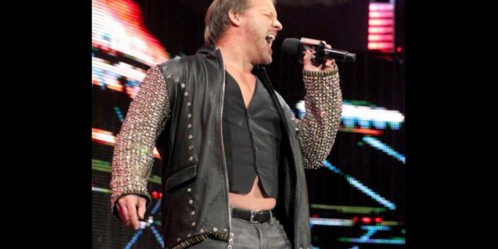 Tiene 45 años y es famoso por ser una de las estrellas de la WWE. Foto:WWE