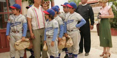 Basada en una historia real. Esta película cuenta las aventuras de un grupo de niños beisbolistas de Monterrey, que a pesar de ser de escasos recursos, lograron coronarse campeones en la Serie Mundial de las Ligas Pequeñas en 1957 en Williamsport, Estados Unidos. Foto:Lionsgate
