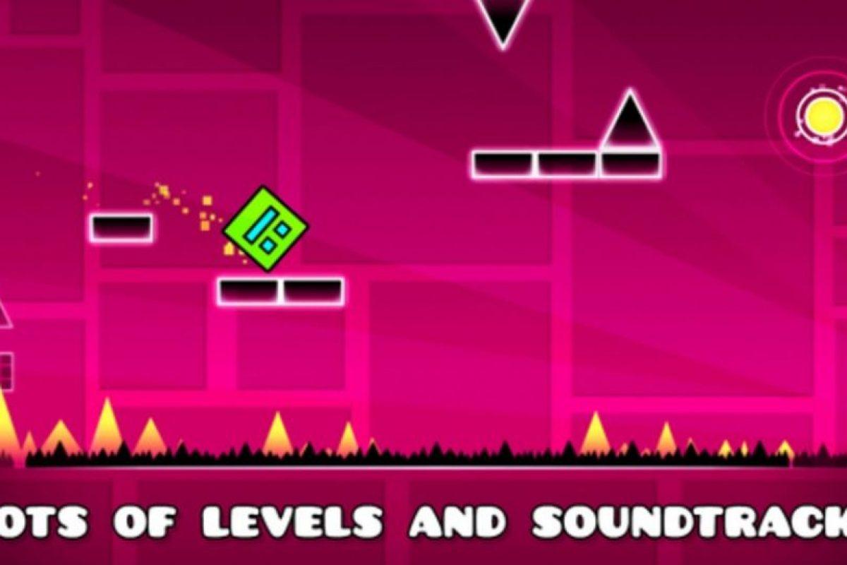 Disponible para iOS y Android. Foto:RobTop Games AB