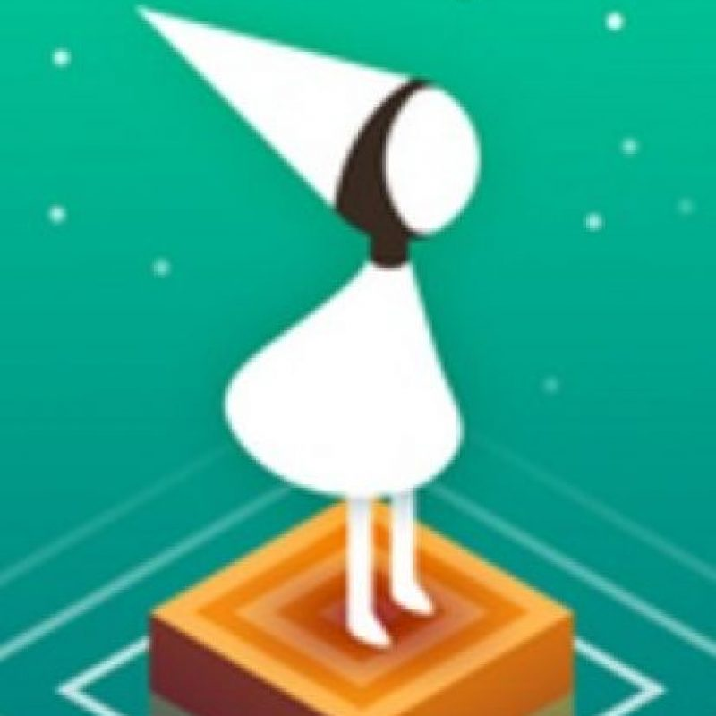 3. Monument Valley. Foto:ustwo