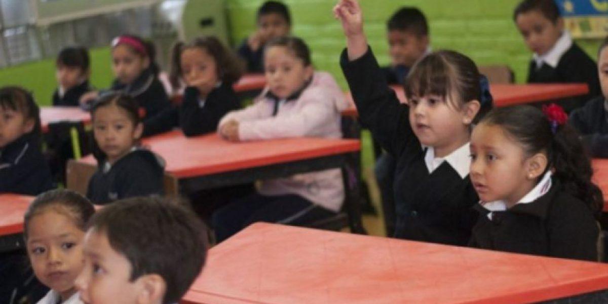 Ciclo escolar iniciará con más de tres millones de estudiantes