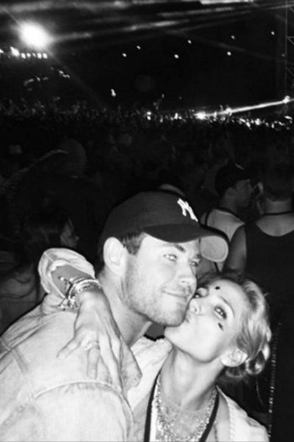 Chris Hemsworth y Elsa Pataky Foto:Instagram/elsapatakyconfidential