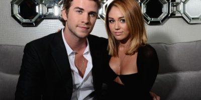 La llegada del año nuevo trajo varias sorpresas, entre ellas una posible reconciliación entre Miley Cyrus y Liam Hemsworth Foto:Getty Images