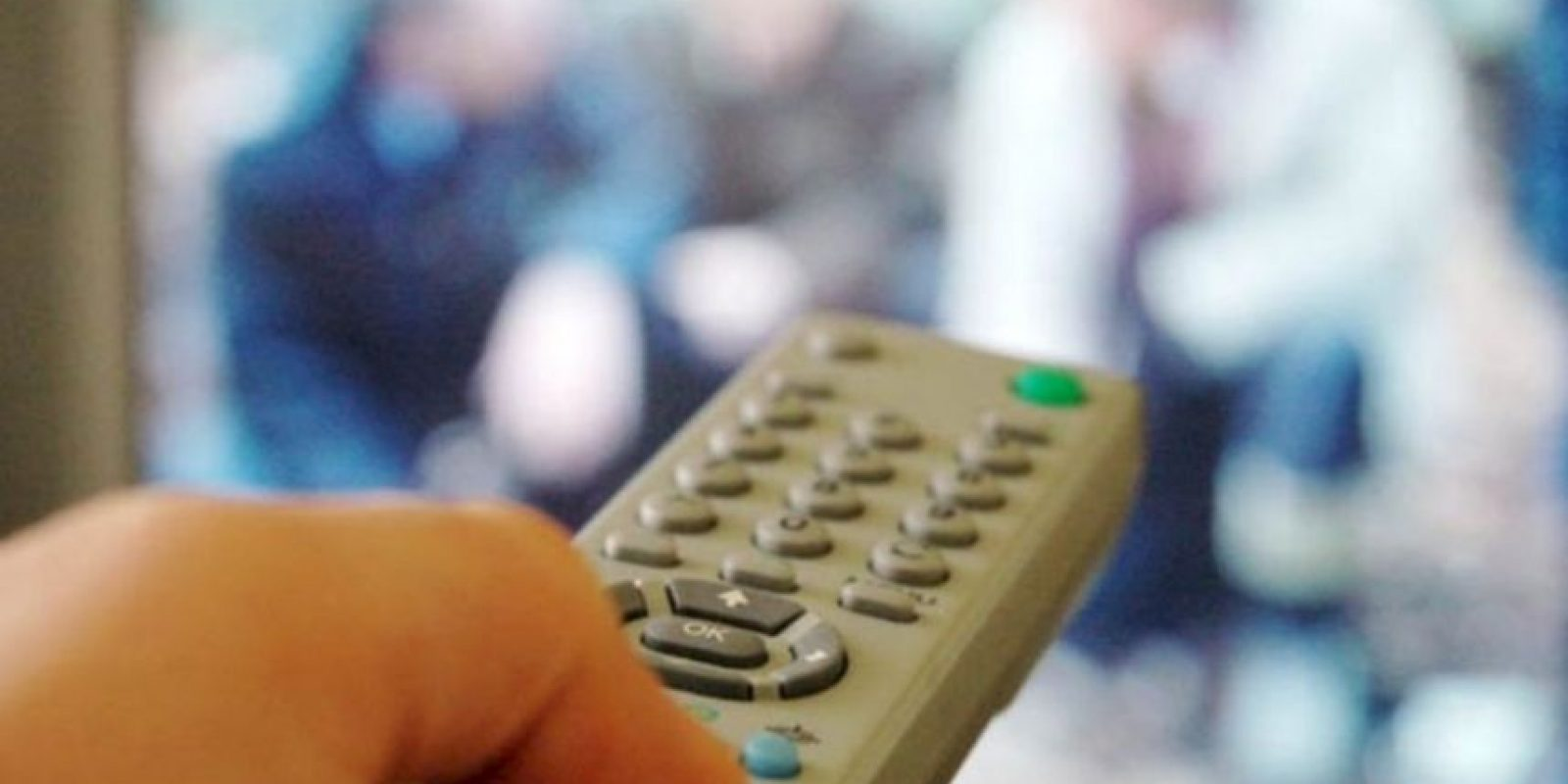 12. Un control remoto. En promedio miden 20 cms (7 pulgadas) Foto:Wikimedia