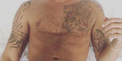Ricky Martin presume su musculoso cuerpo en Instagram