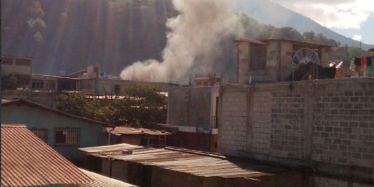 Queman municipalidad de Santiago Atitlán tras muerte de comerciante