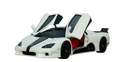 4- SSC Ultimate Aero TT. Foto:vía shelbysupercars.com
