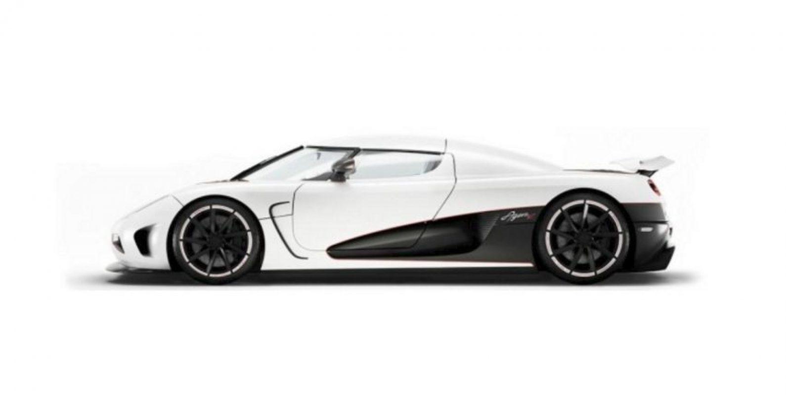 418 km/h (259 millas por hora). Foto:vía koenigsegg.com