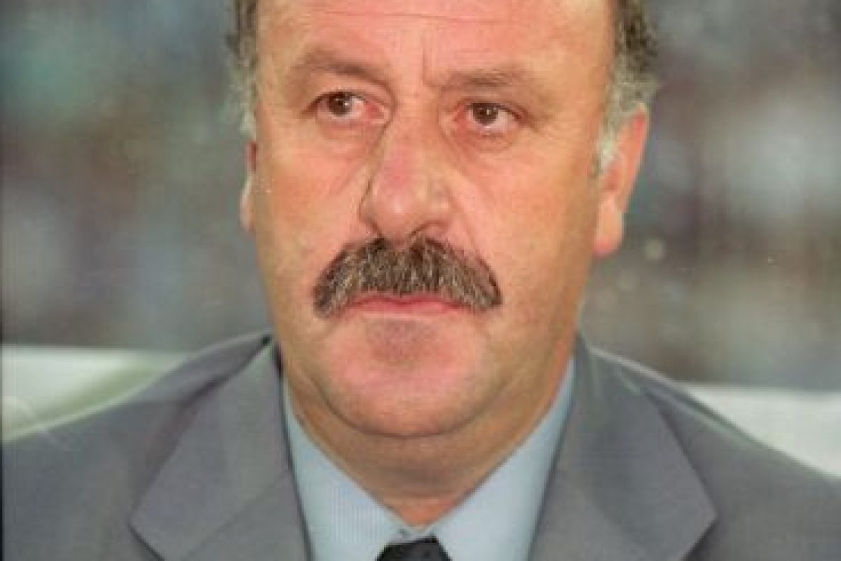 Vicente del Bosque (2000-2003) Foto:Getty Images