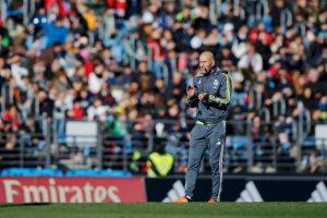 """Sobre el estilo de juego que quiere en su equipo: """"El fútbol siempre ha sido importante aquí, ver un fútbol bonito y creo que voy a estar en esta línea"""". Foto:Getty Images"""