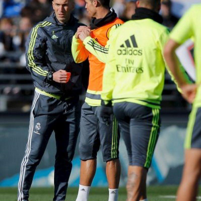 """""""Guardiola es un formidable entrenador pero no me voy a comparar. Nunca lo he hecho de jugador y nunca lo voy a hacer de entrenador"""". Foto:Getty Images"""