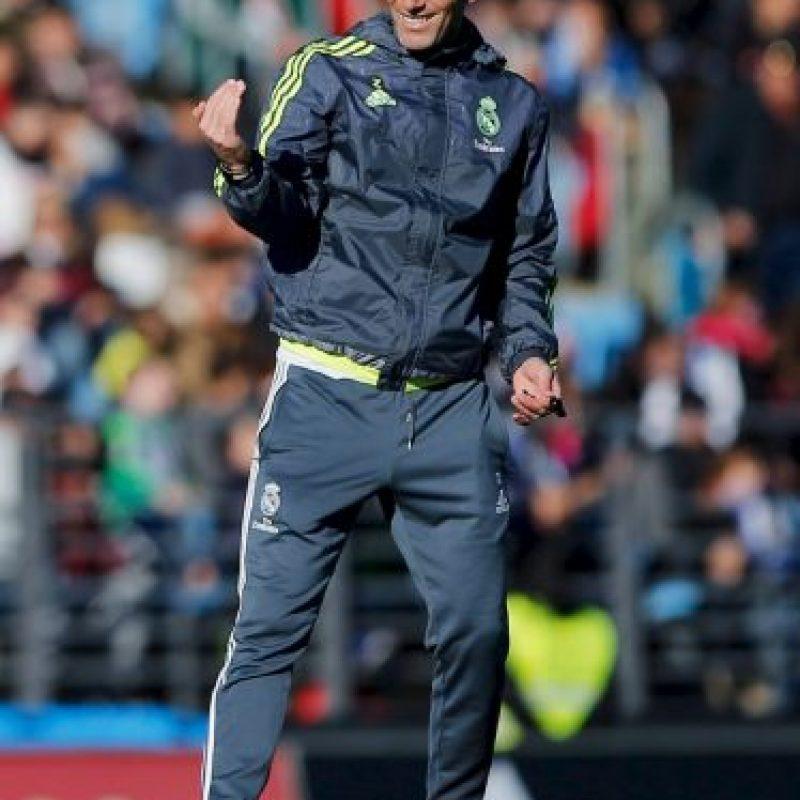 """Sobre las comparaciones con Pep Guardiola: """"No hay que compararme con Guardiola. Yo voy a intentar hacerlo lo mejor posible"""". Foto:Getty Images"""