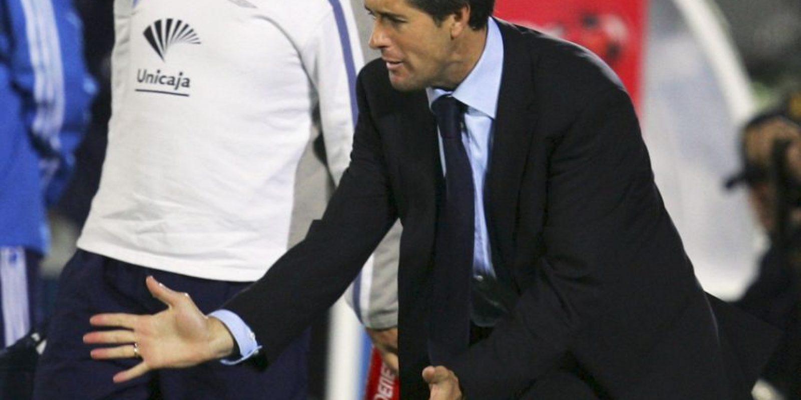 Juan Ramón López Caro (2005-2006) Foto:Getty Images