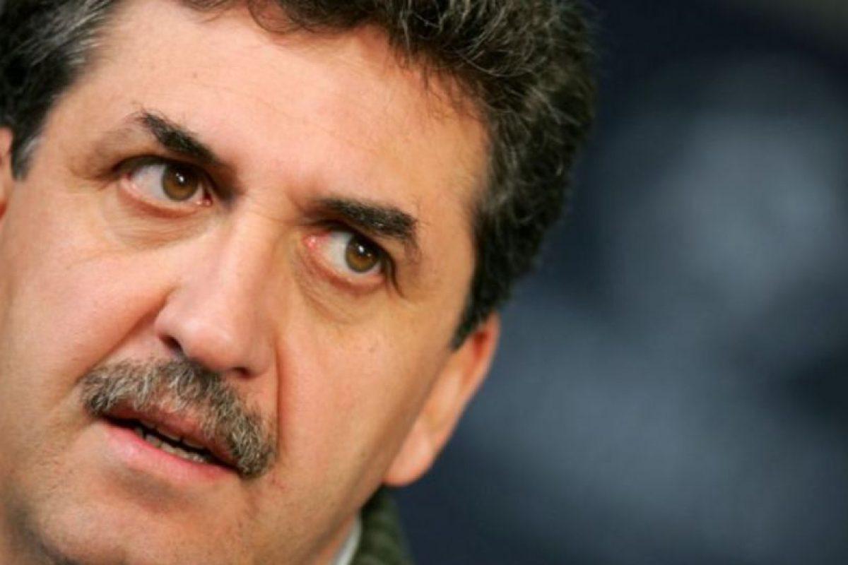 Mariano García Remón (2004) Foto:Getty Images