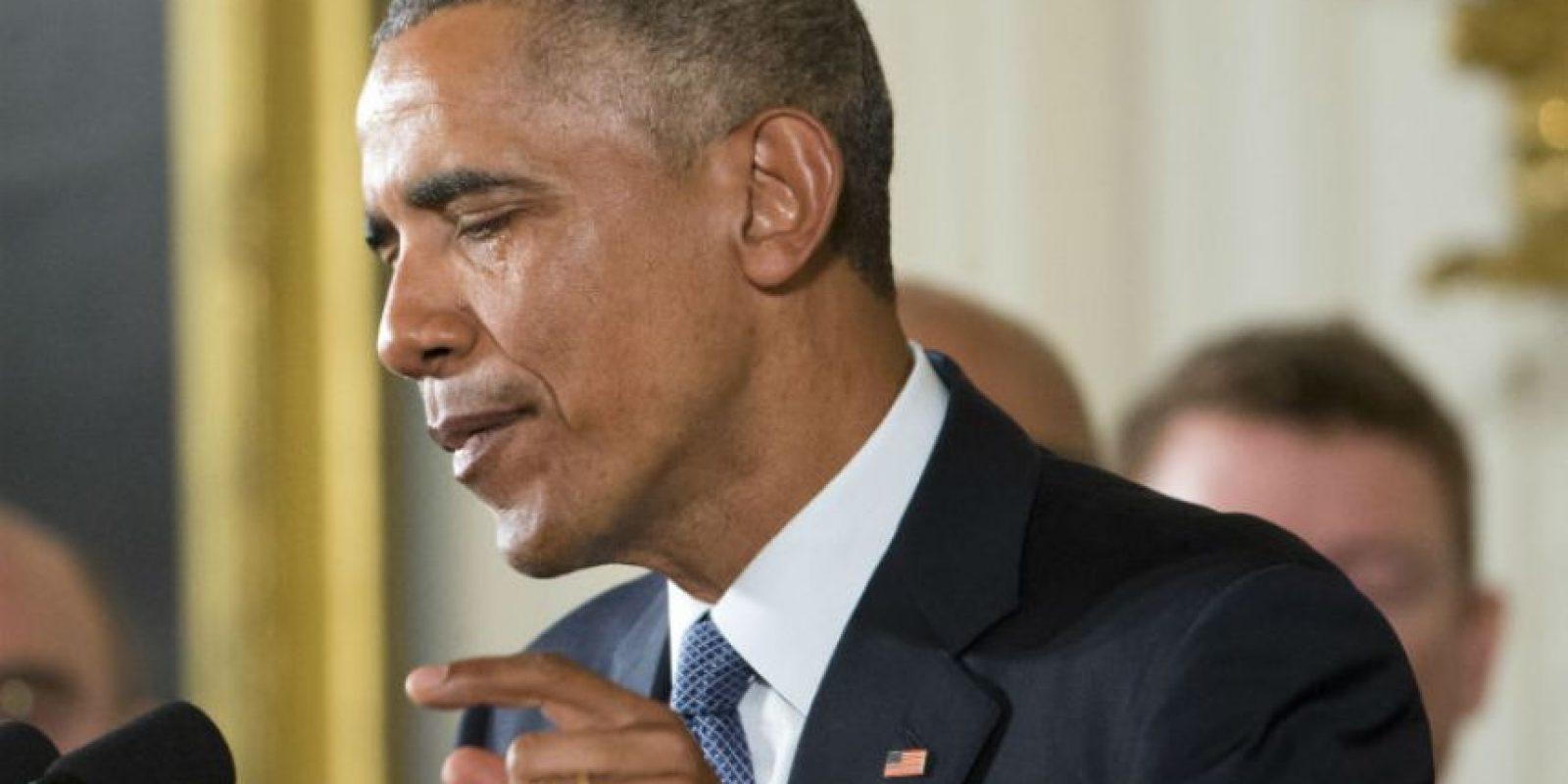 Señaló que el Congreso podría interponerse en las decisiones. Foto:AP