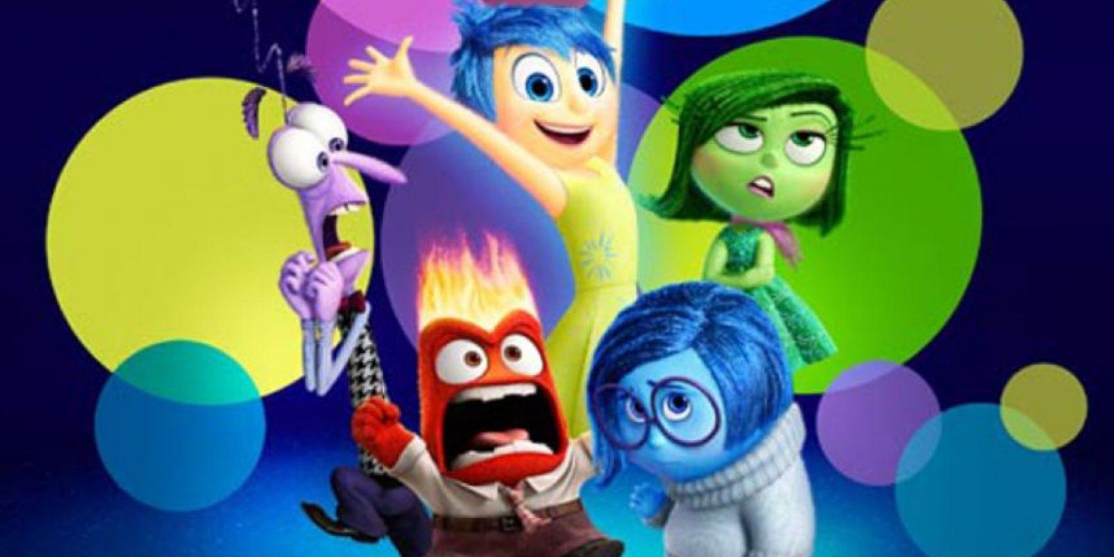 Se consideraron 27 emociones para la película, pero al final se eligieron cinco. Orgullo, Confianza, Lógica y Amor, entre otras, fueron descartadas. Foto:vía Pixar