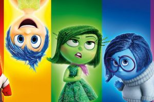 "Antes de ""Tristeza"" se creó a ""Melancolía"". Foto:vía Pixar"