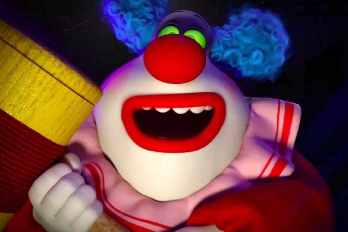 """Durante la pesadilla de Riley, la canción que se escucha de fondo es la de """"La Mansión Embrujada"""", atracción de Disney. Foto:vía Pixar"""
