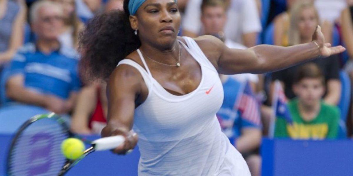 Serena Williams abandona la copa Hoppman y esta es la razón