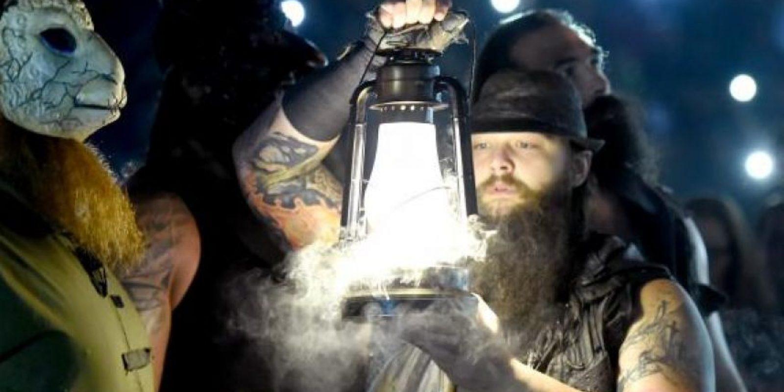 Tendrá la ayuda de la Failia Wyatt Foto:WWE