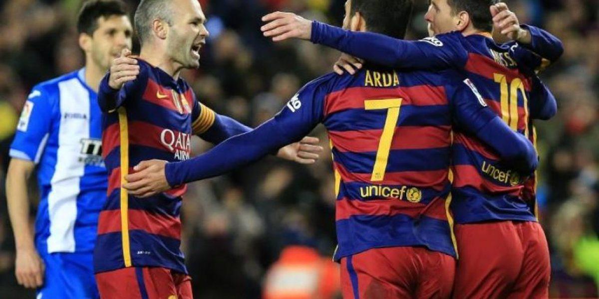 Resultado del partido FC Barcelona vs. Espanyol, Copa del Rey 2016