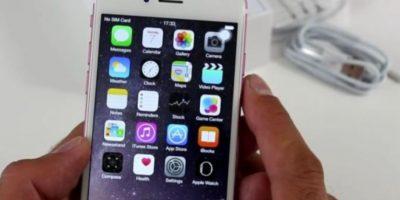 La interfaz del dispositivo luce real. Foto:Techvarium / YouTube