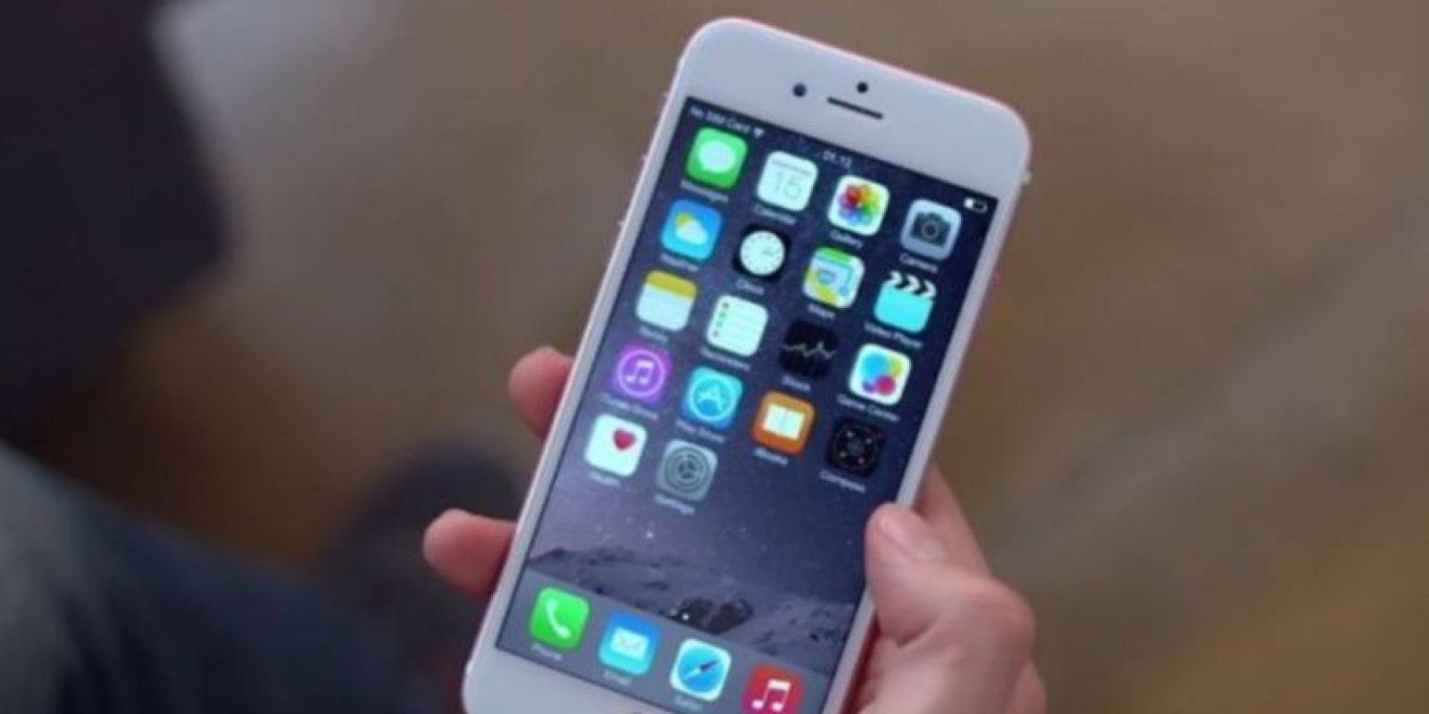 La interfaz es parecida a iOS. Foto:Jonathan Morrison / YouTube