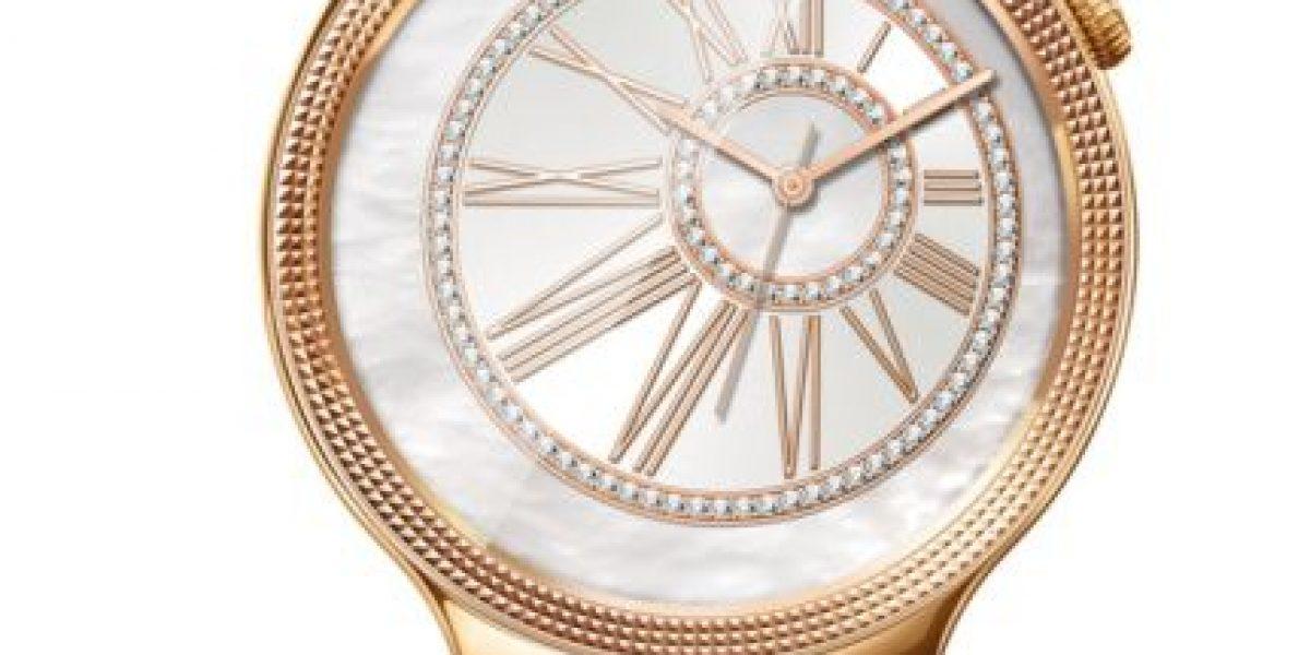 Fotos: 2 relojes y un smartphone; los anuncios de Huawei en el CES 2016