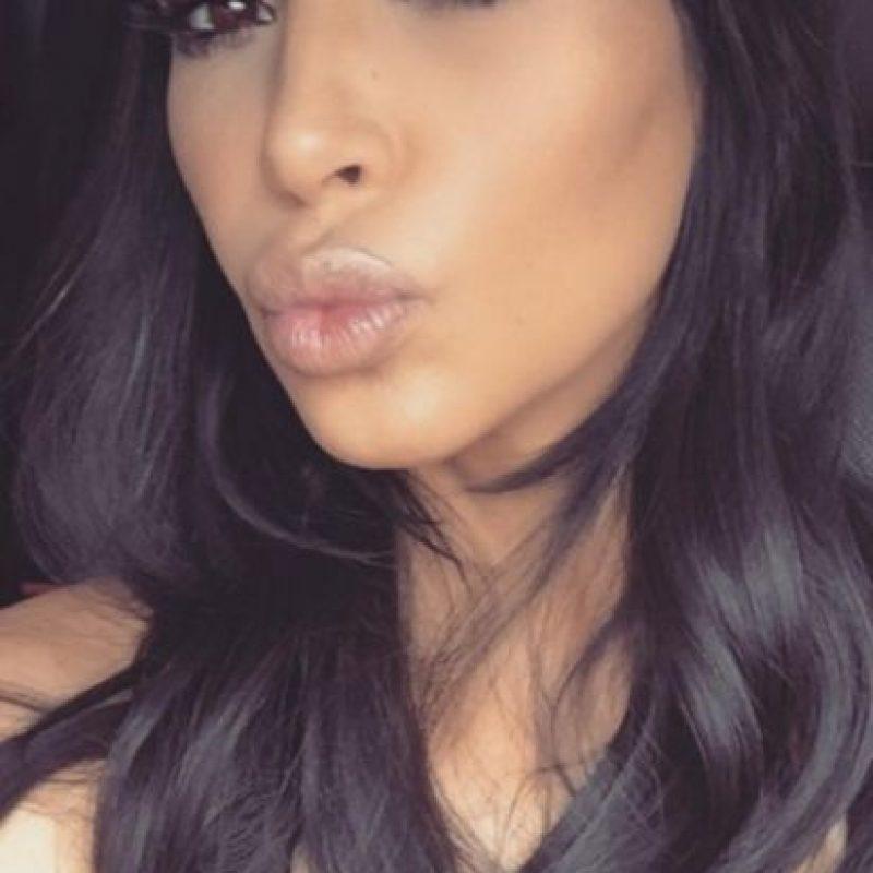 Ella es Kim Kardashian Foto:Instagram/kimkardashian