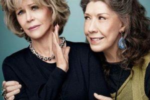 7- Grace and Frankie (Una temporada). Foto:Netflix