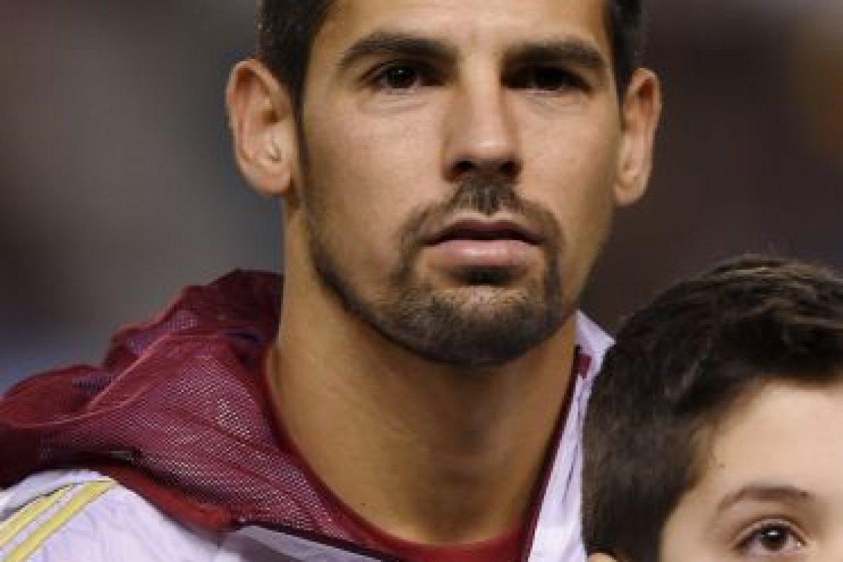 Es uno de los goleadores de la Liga de España Foto:Getty Images