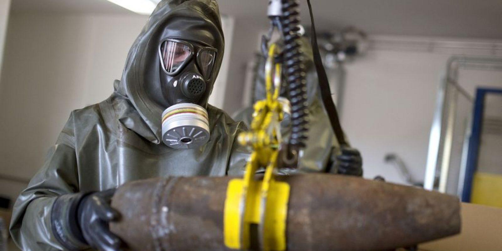 De acuerdo con la ONU se ha buscado la manera de desmantelar el uso irregular de estos artefactos. Foto:Getty Images