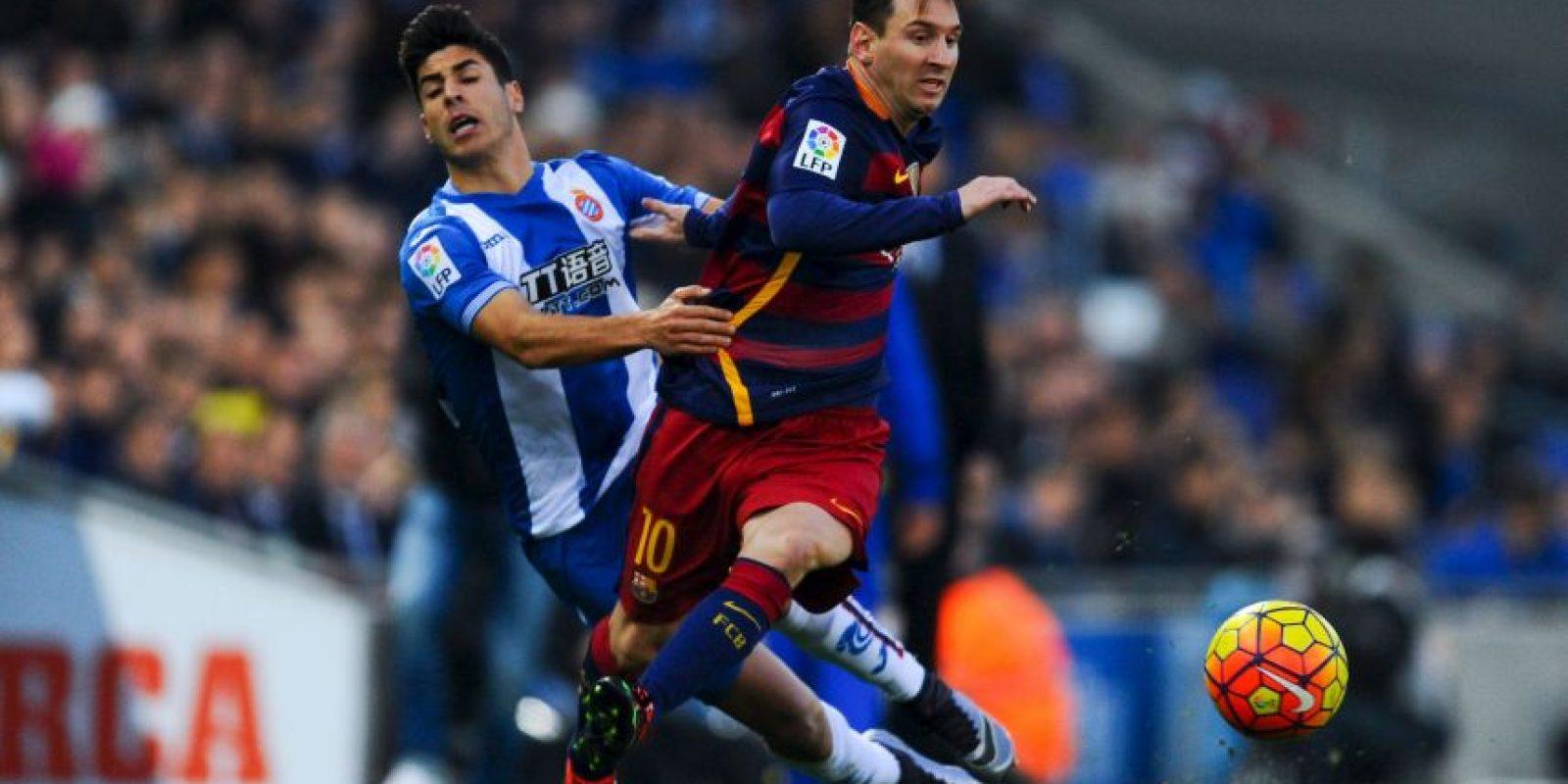 Es el segundo de tres partidos que disputarán en 15 días Foto:Getty Images